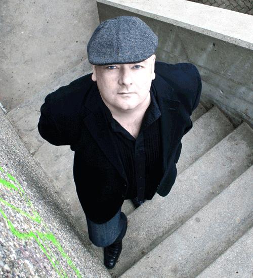 photo of Ian Shaw