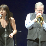 Photo of Kenny Wheeler and Diana Torto